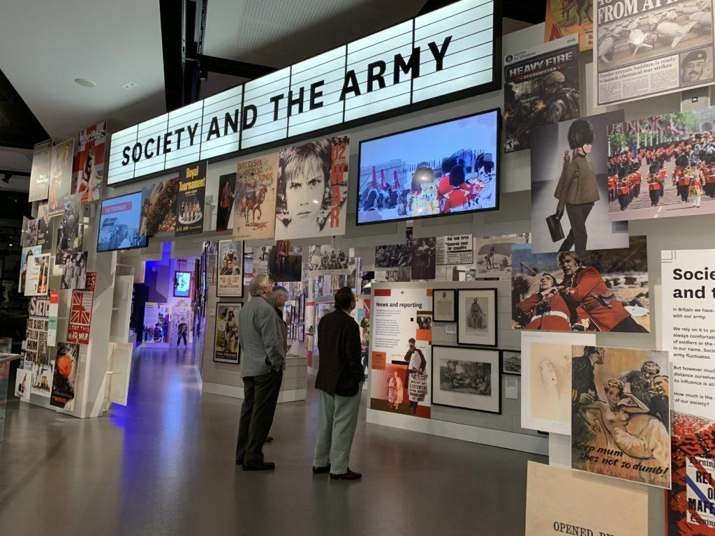 【小ネタ】ロンドンの国立陸軍博物館 (その2)