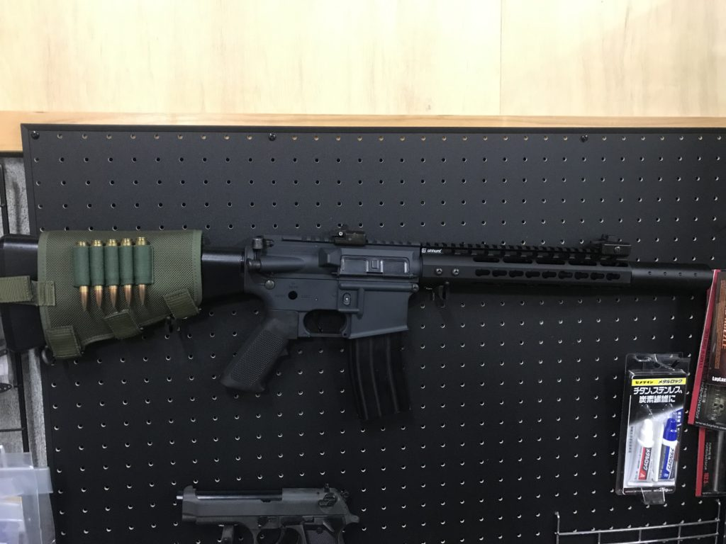 M16カスタム作業4