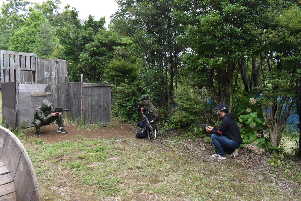 【定例会】(山中合戦場)2020/8/8の戦闘日誌